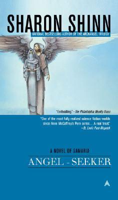 Angel-seeker By Shinn, Sharon